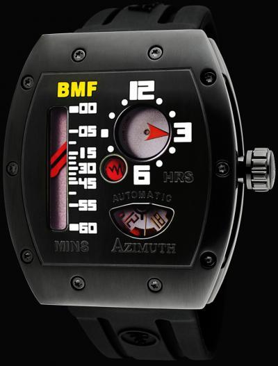 Часы Gauge Mecha-1 BMF PVD (2009 model)
