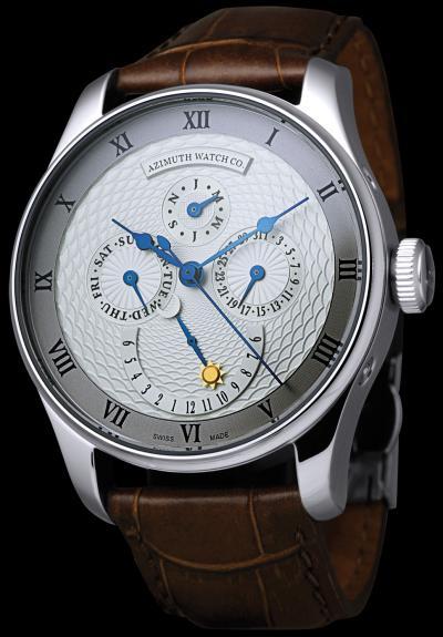 Часы Calendrier