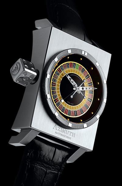 Часы Roulette