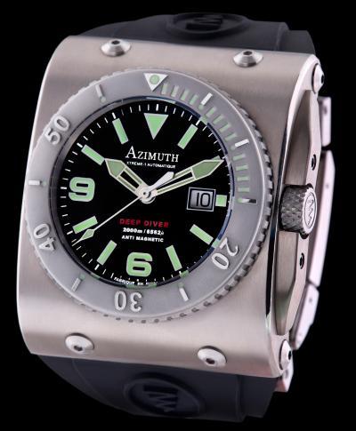 Часы Deep Diver