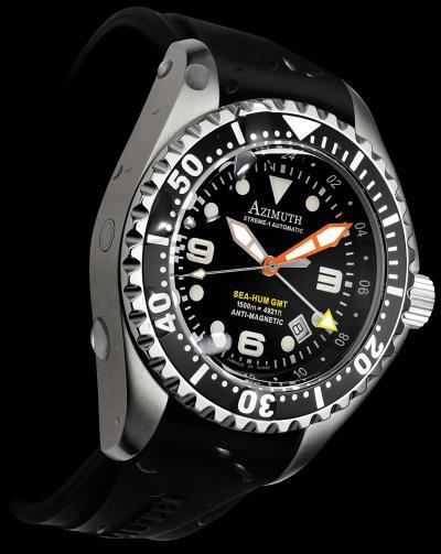 Часы Sea-Hum 3TZ
