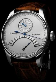 Часы Regulateur Retrograde Minutes
