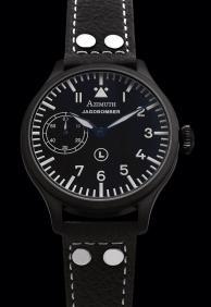 Часы Jagdbomber Whitenight: PVD